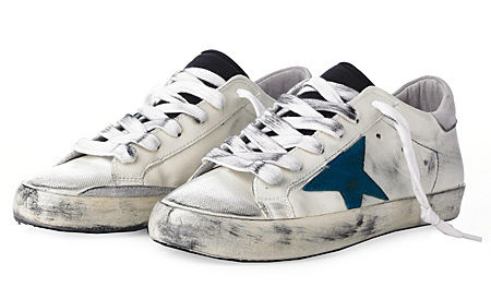 calzature golden goose