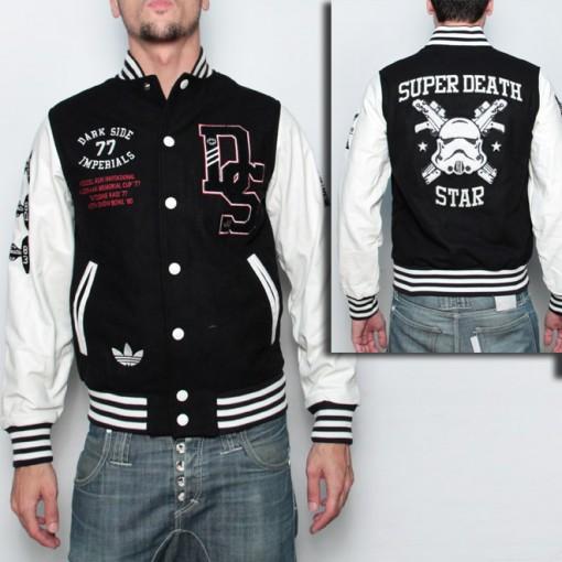 star wars jacket adidas