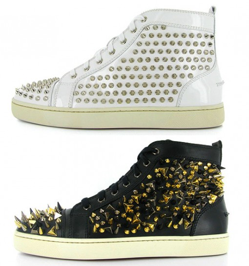 christian louboutin shoes uomo