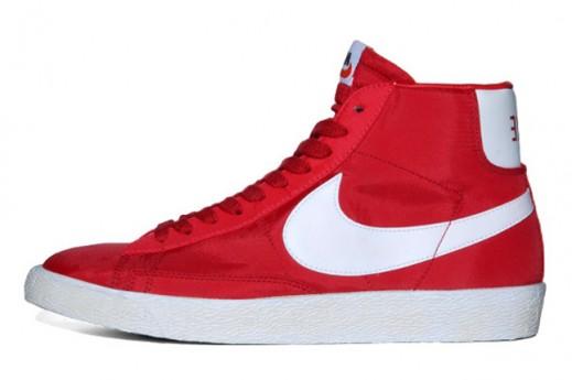 Nike Blazer Alte Rosse