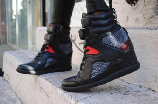 scarpe adidas con tacco