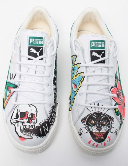 scarpe puma limited edition