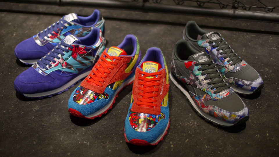 REEBOK STASH CITY SERIES | Wait! Fashion