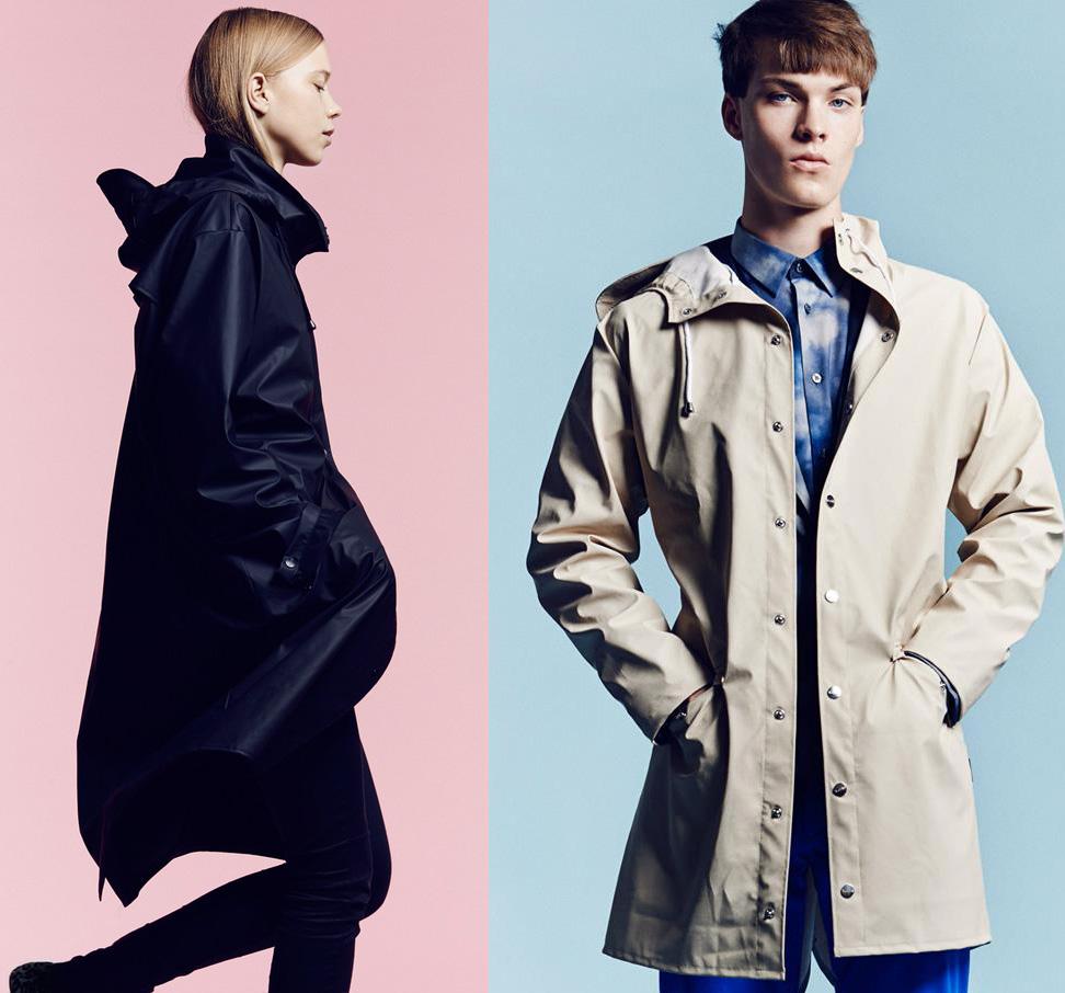 Rains L 39 Impermeabile Da Pioggia Originale Daneserains The Original Danish Rain Coat Wait Fashion