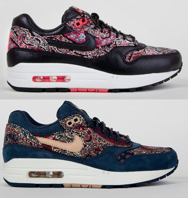 air max 1 liberty of london pas cher