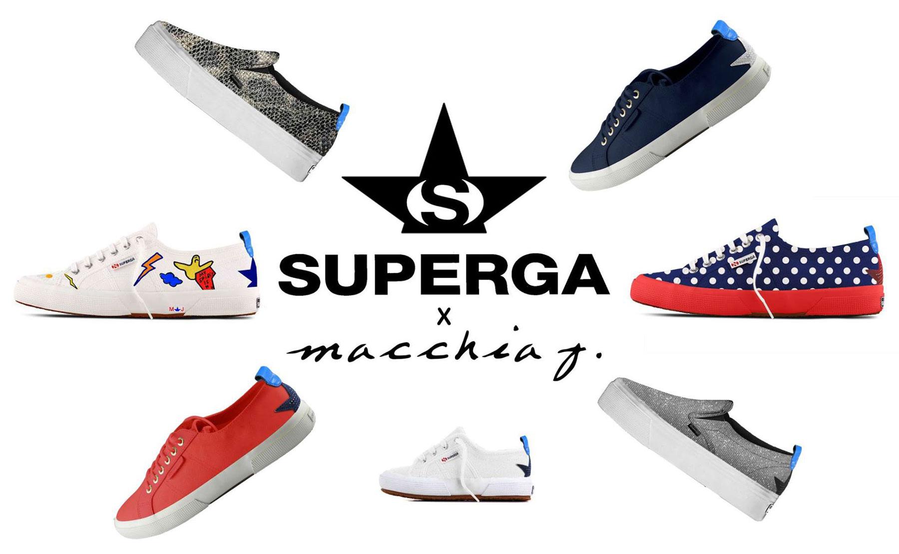 Macchia J Presenta La Collaborazione Con Supergamacchia J Presents The Collaboration With