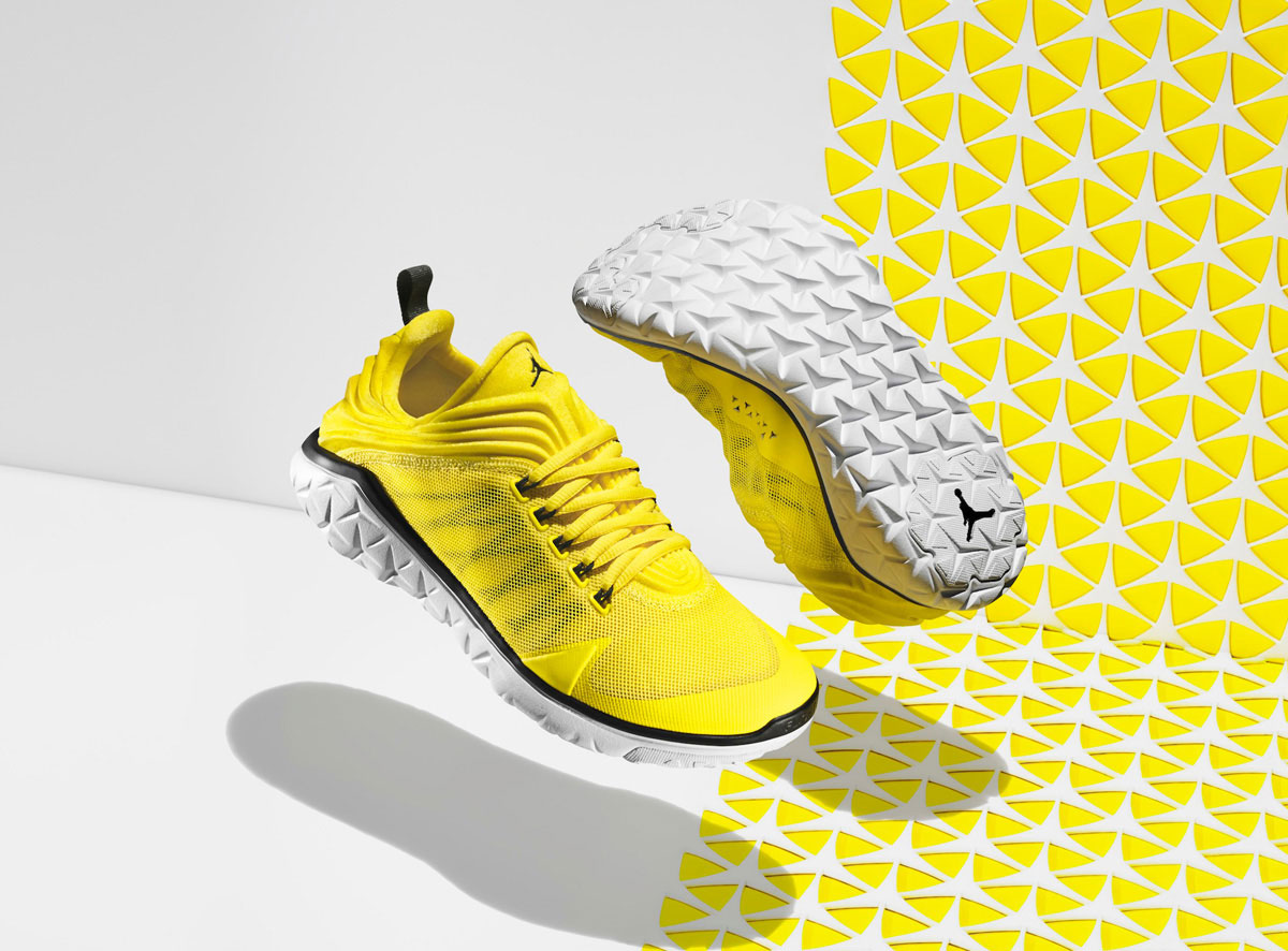 Marky Yellow Shoes Men