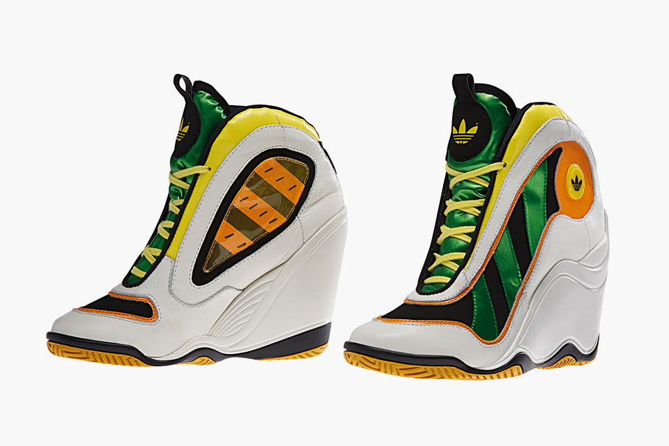 Jeremy scott all'adidas originali - 2014 - 15, footwearjeremy scott x