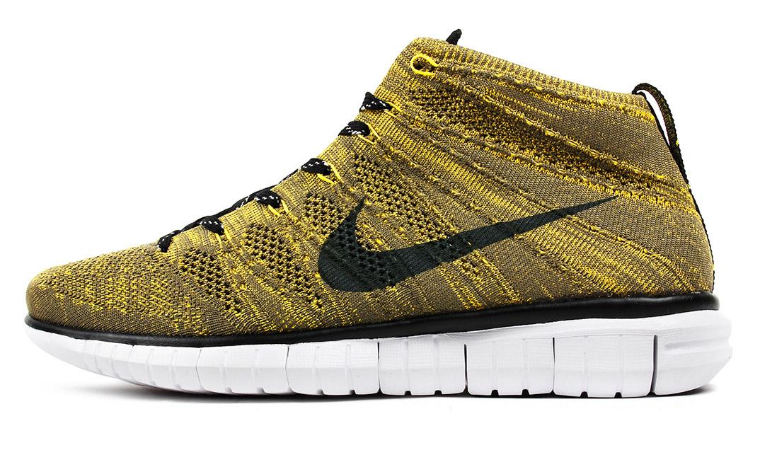 Nike 'tour Chukka Free Yellow'nike Flyknit 4g4Rq7Y