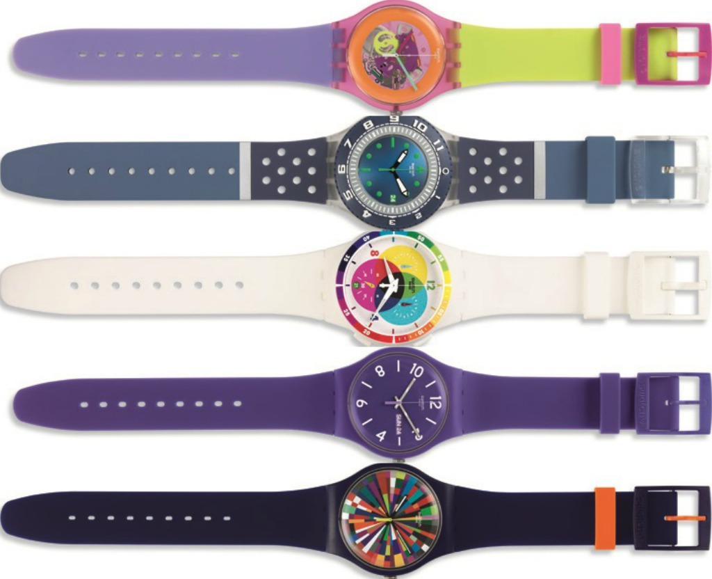 Collection Swatch 2013 Swatch 2014 Collection