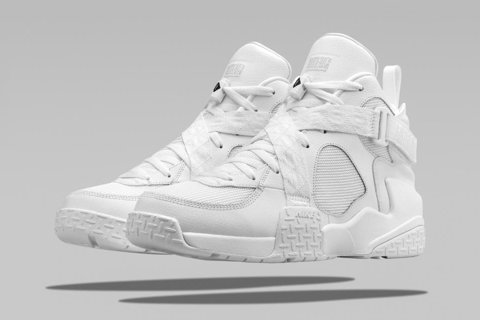nike nuove bianche