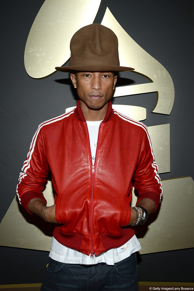 Stan Smith Pharrell Williams Rosse