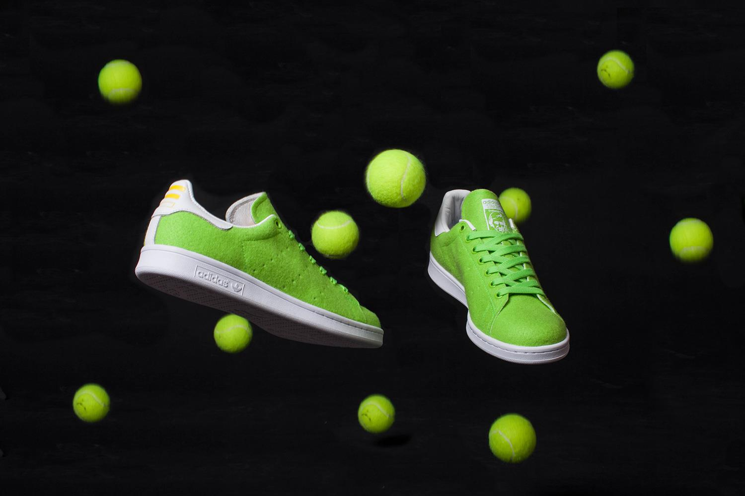 Stan Smith Giallo Fluo