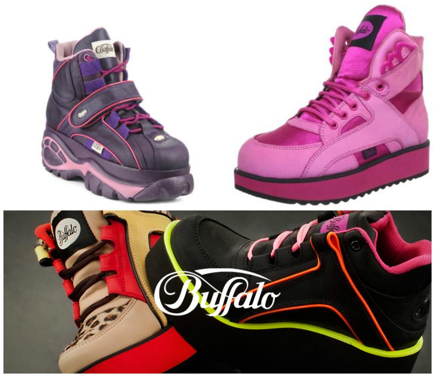 Vuoi Vedere Che Ritornano Le Buffalo Are Buffalo Coming Back In Fashion Wait Fashion