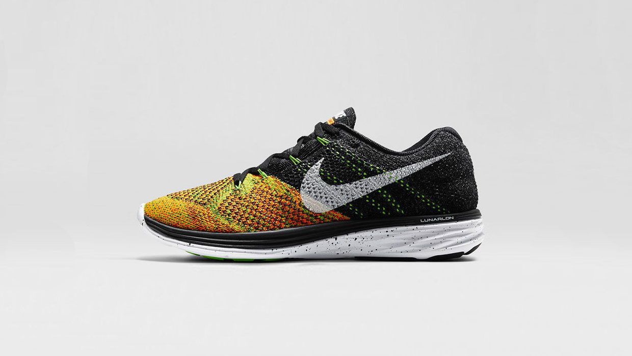 nike ready to launch new flyknit lunar 3 wait. Black Bedroom Furniture Sets. Home Design Ideas