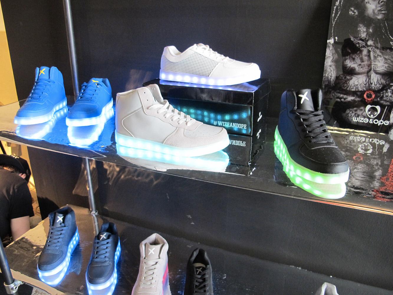 scarpe led italia