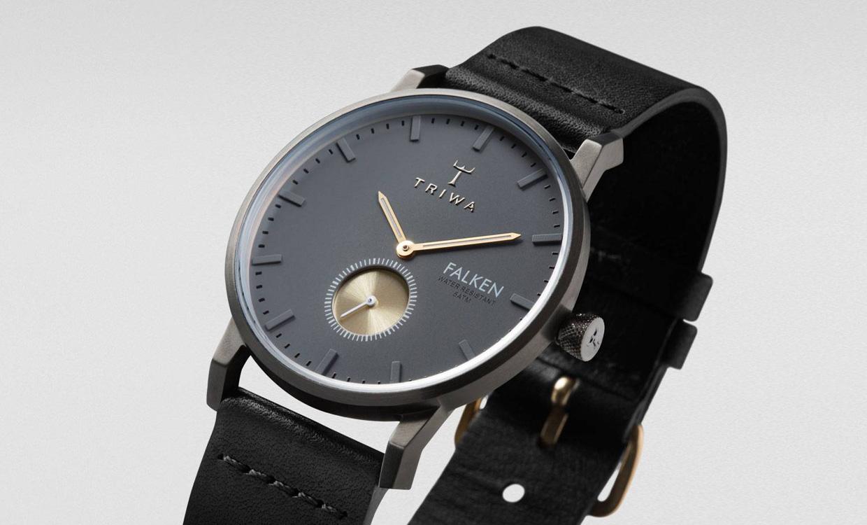 Triwa orologi a meta 39 fra design e tradizionetriwa for Orologi di design