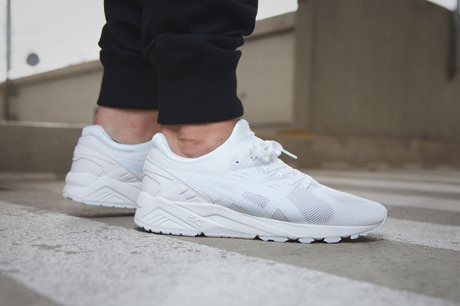 low priced fc628 a87bc ASICS GEL-KAYANO TRAINER EVO ALL-RED, ALL-WHITE E TRIPLE ...