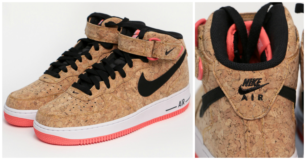 magasin en ligne 31f0a 14dc8 NIKE AIR FORCE 1 MID 07 IN SUGHERO