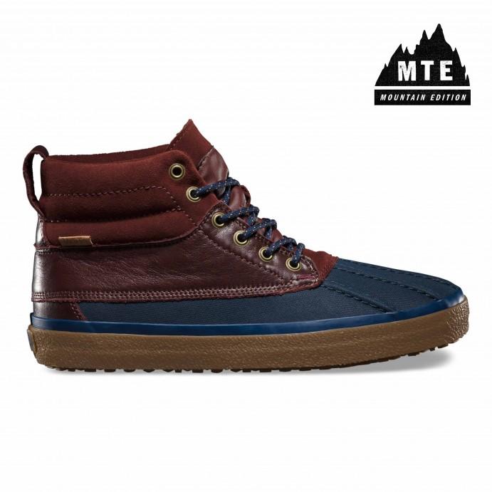 vans Mountain Edition blu