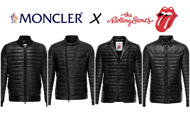 moncler x rolling stones