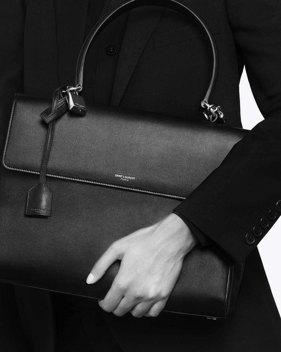 NUOVA IT BAG: LA MOUJIK FIRMATA SAINT LAURENTWait! Fashion