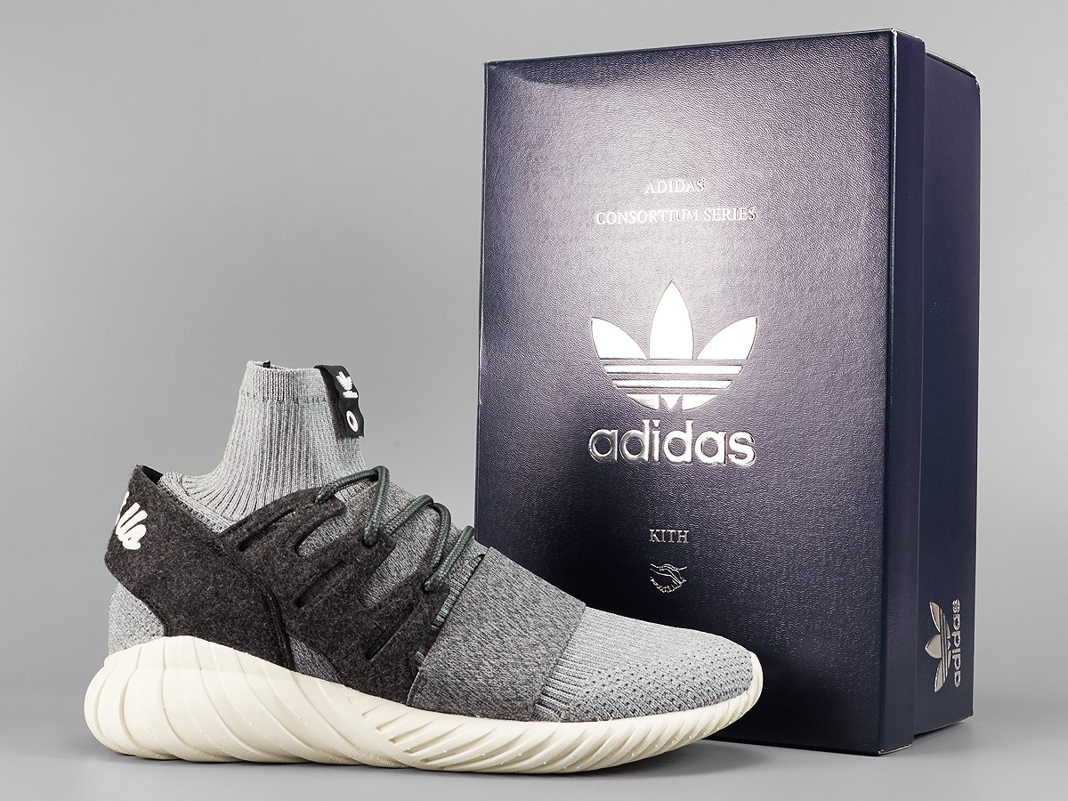 White Mountaineering x adidas Originals Tubular Nova