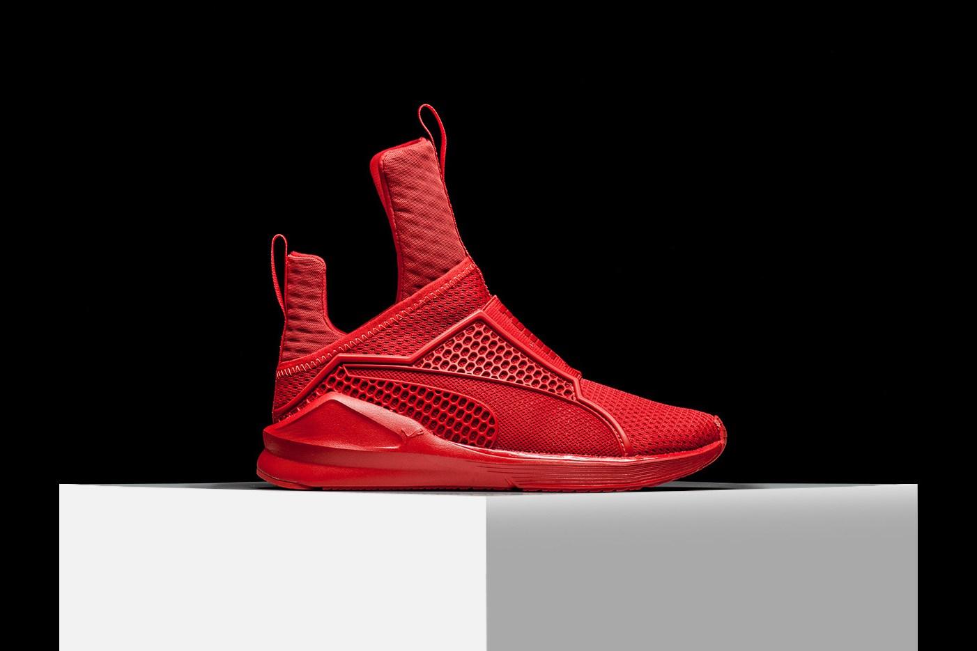 Rihanna New Fenty Shoes