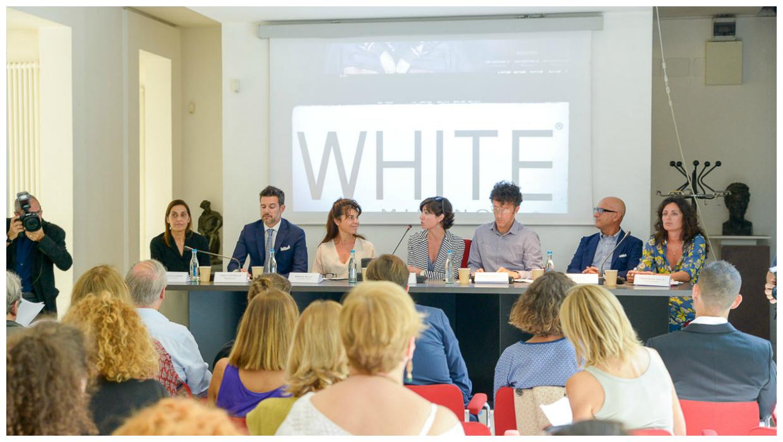 Leadership in espansione. Domani inaugura la nuova edizione di white donna