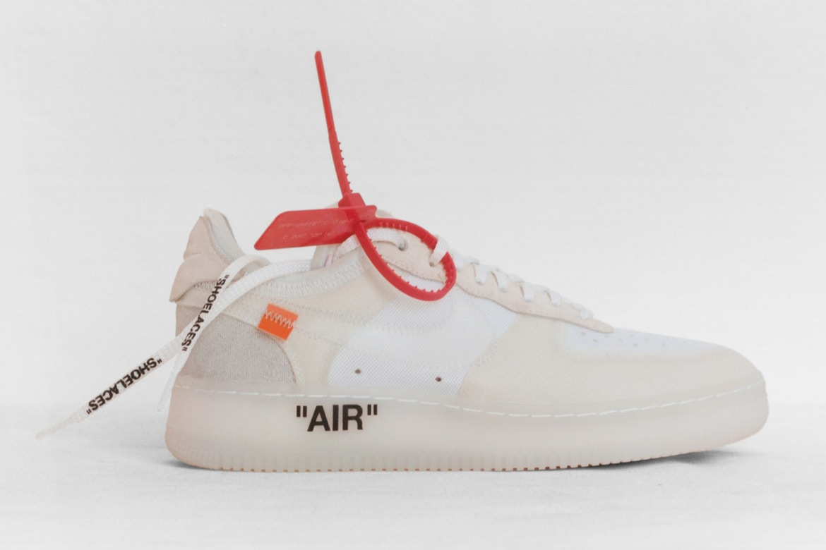 nike air force off white donna