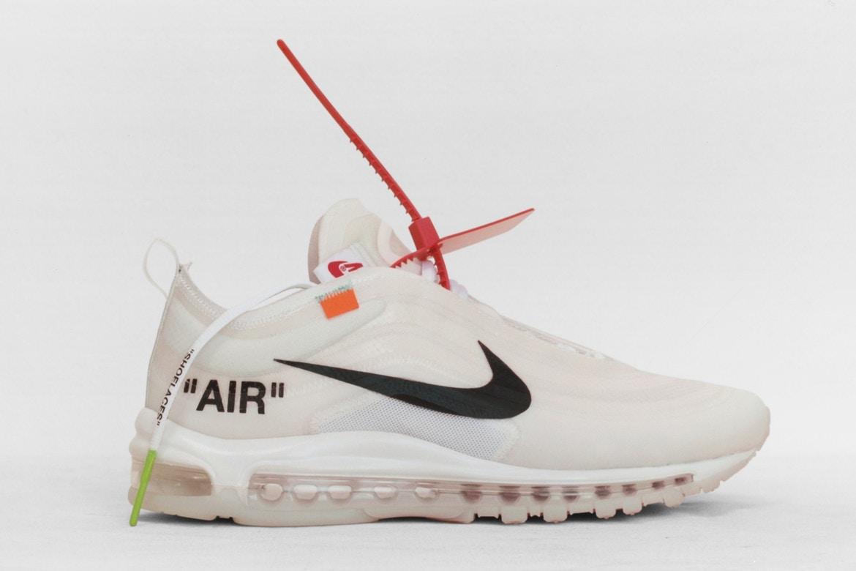 scarpe nike air off white