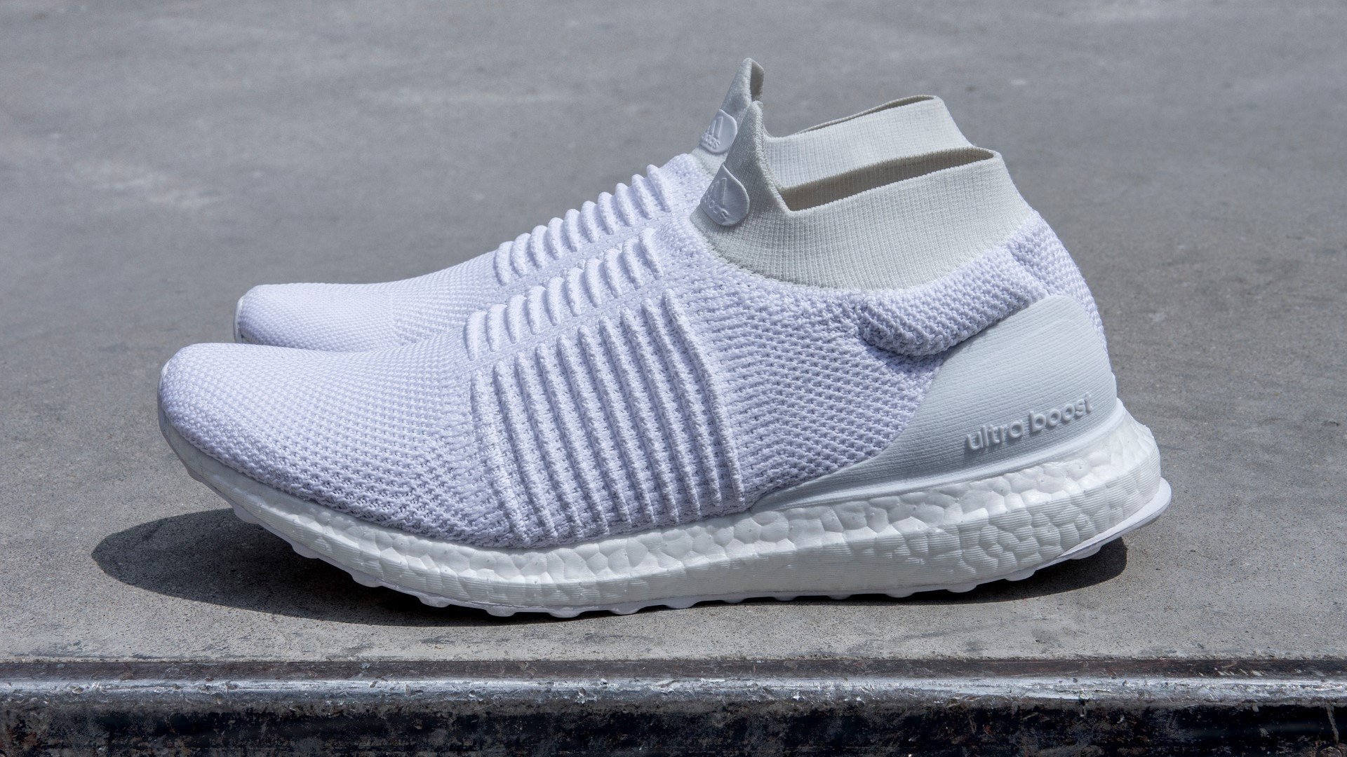 Adidas Ultraboost Running Laceless Top Al rUPqrf1nw