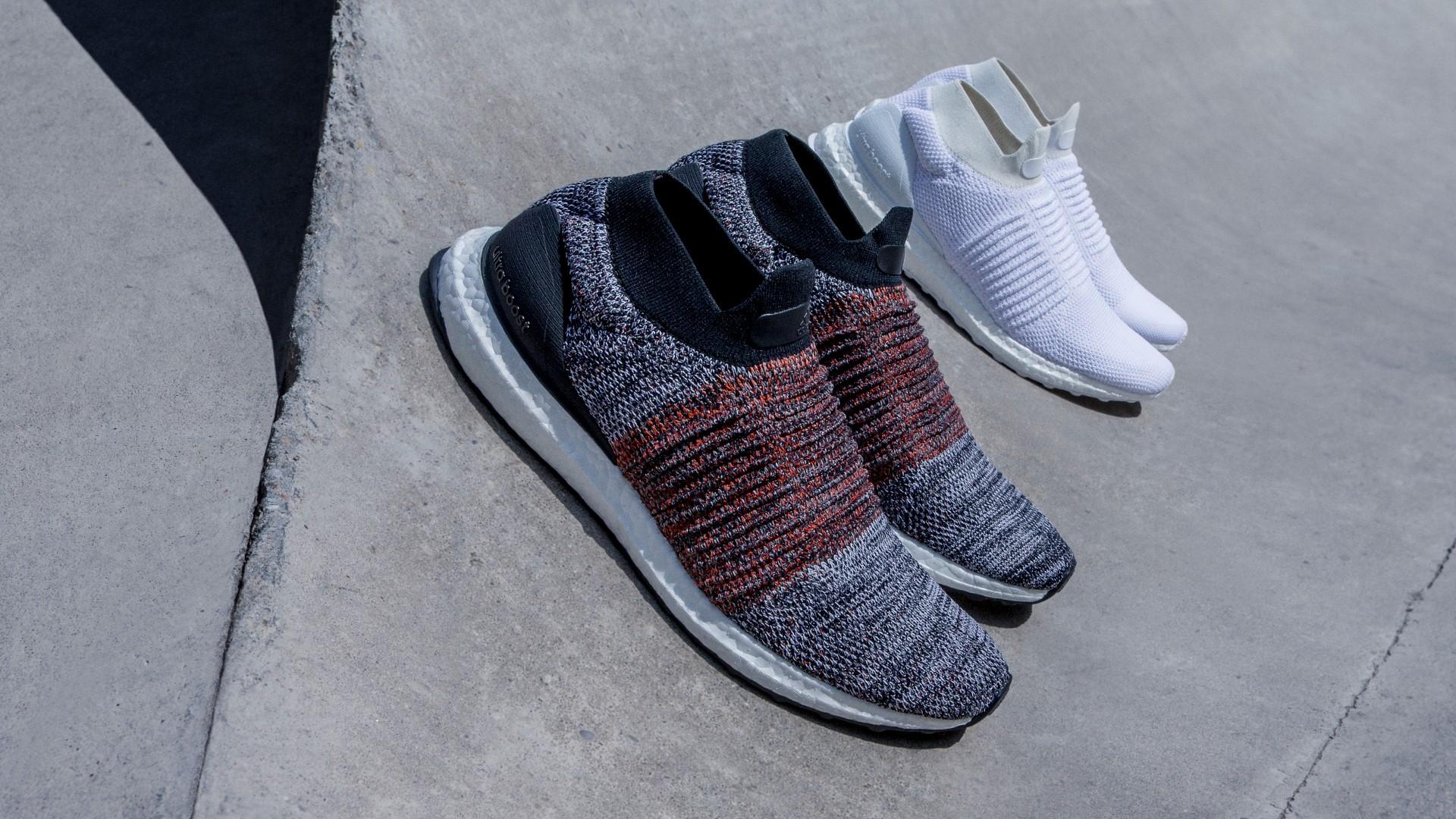 scarpe senza lacci adidas nuove