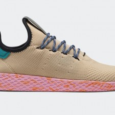 PHARRELL WILLIAMS DI NUOVO CON ADIDAS, ECCO LE NUOVE TENNIS HU