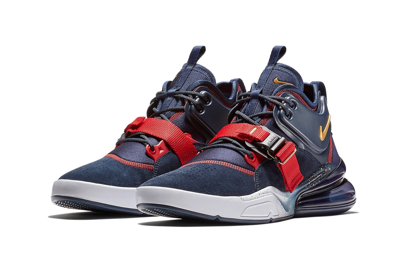 ce08347095 netherlands nike air force 270 safari black hyper crimson a4860 f7ae4;  clearance there is not yet an official date but the release of the nike air  force