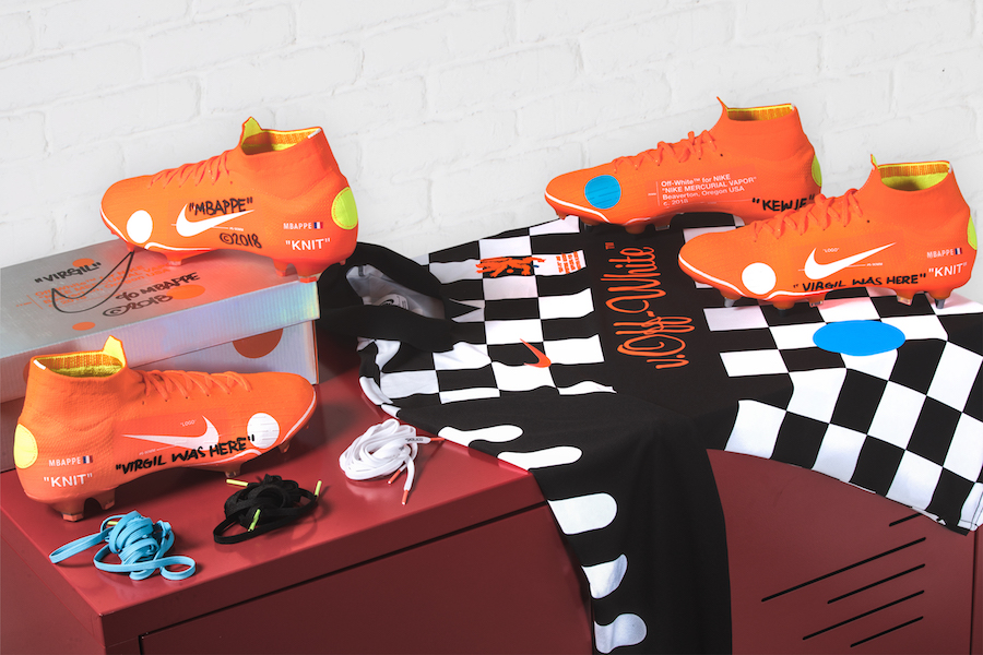 39c05c56e20 Off-White™ x Nike Football, the 2018 FIFA World Cup special ...
