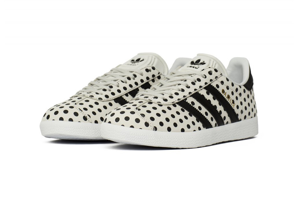 finest selection fc3b7 1eb0a You can purchase the new The Farm Company Gazelle x Adidas Originals for  around  94 USD from selected dealers.