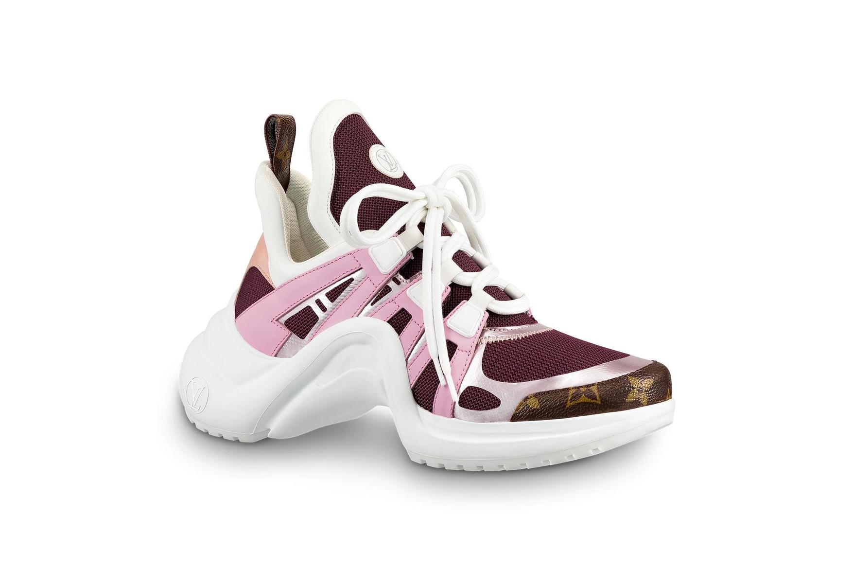 13ab02eeedc Archlight, le sneakers di Louis Vuitton, ora in due nuove colorazioni