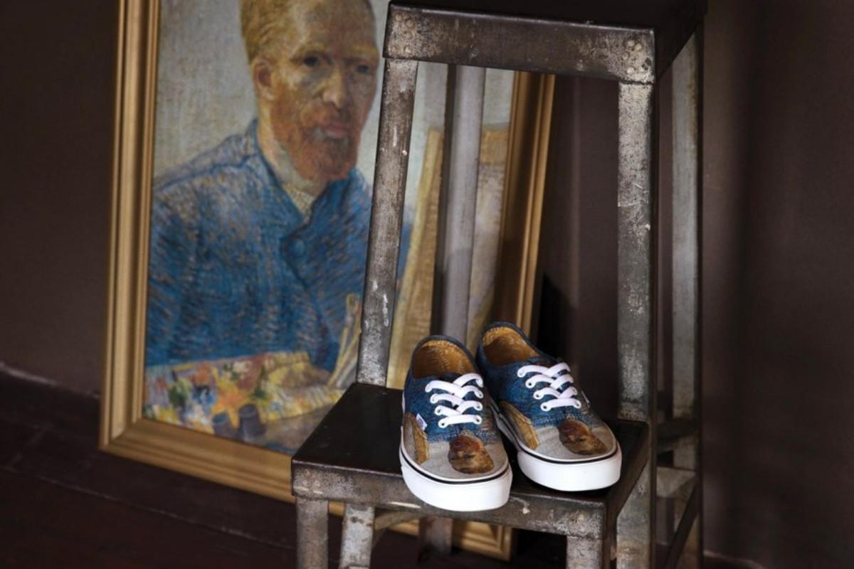 9874dc51ac2f Vans lancia una capsule collection con i capolavori di Van Gogh