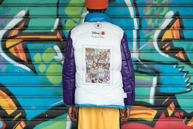 new arrival b3b33 80697 Save the Duck x Disney, una collezione tributo a Paperino e ...