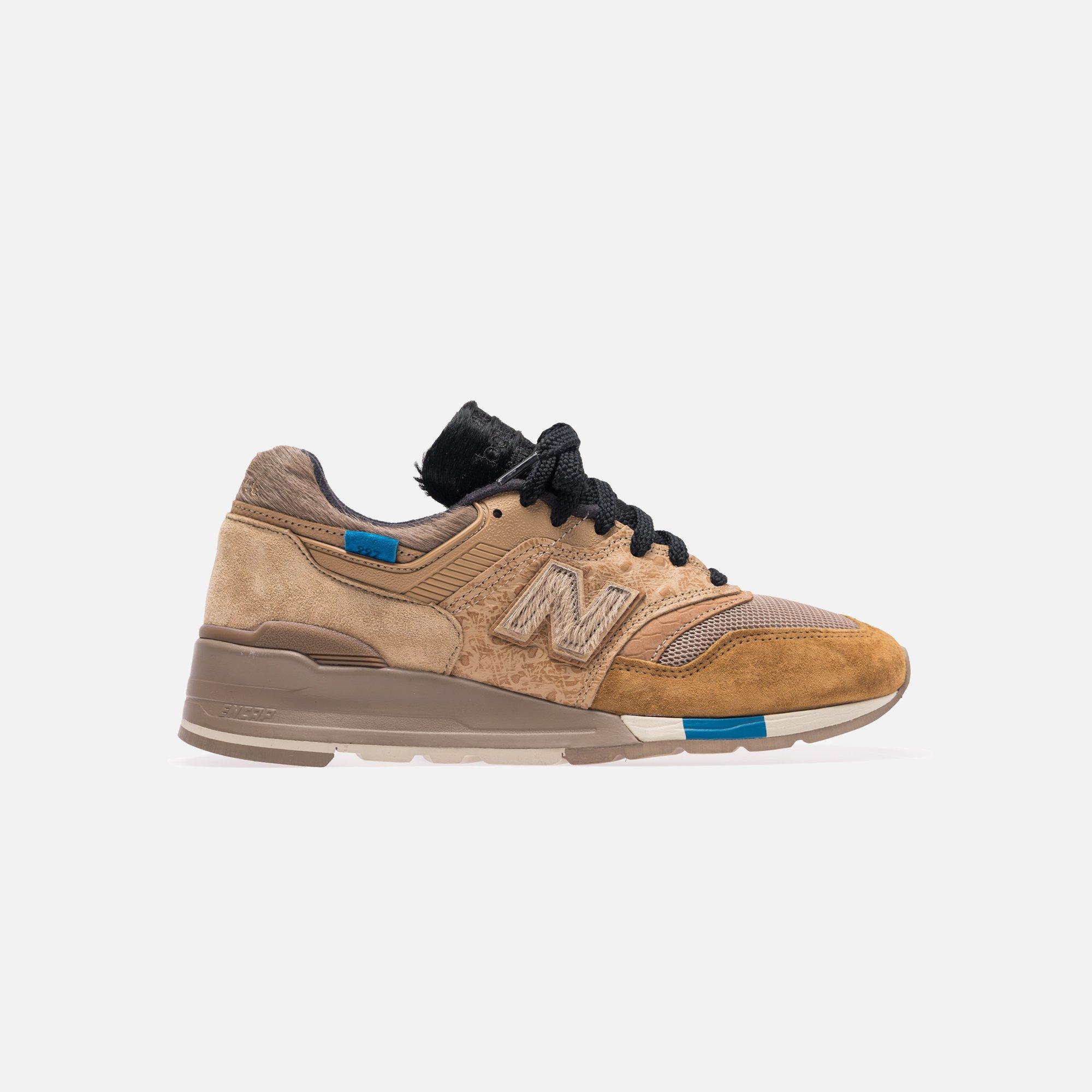 timeless design 50cbe 22de0 Kith x New Balance x Nonnative sneakers
