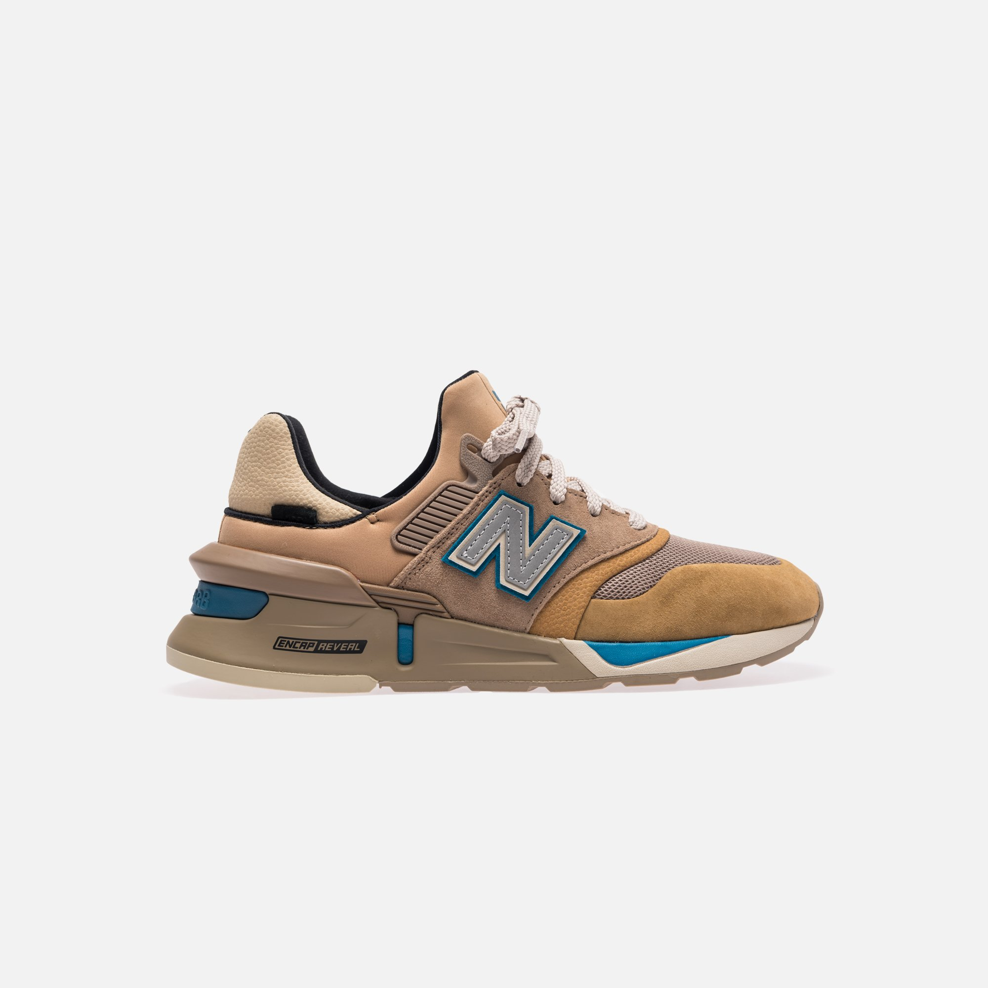 timeless design 09cb3 84440 Kith x New Balance x Nonnative sneakers