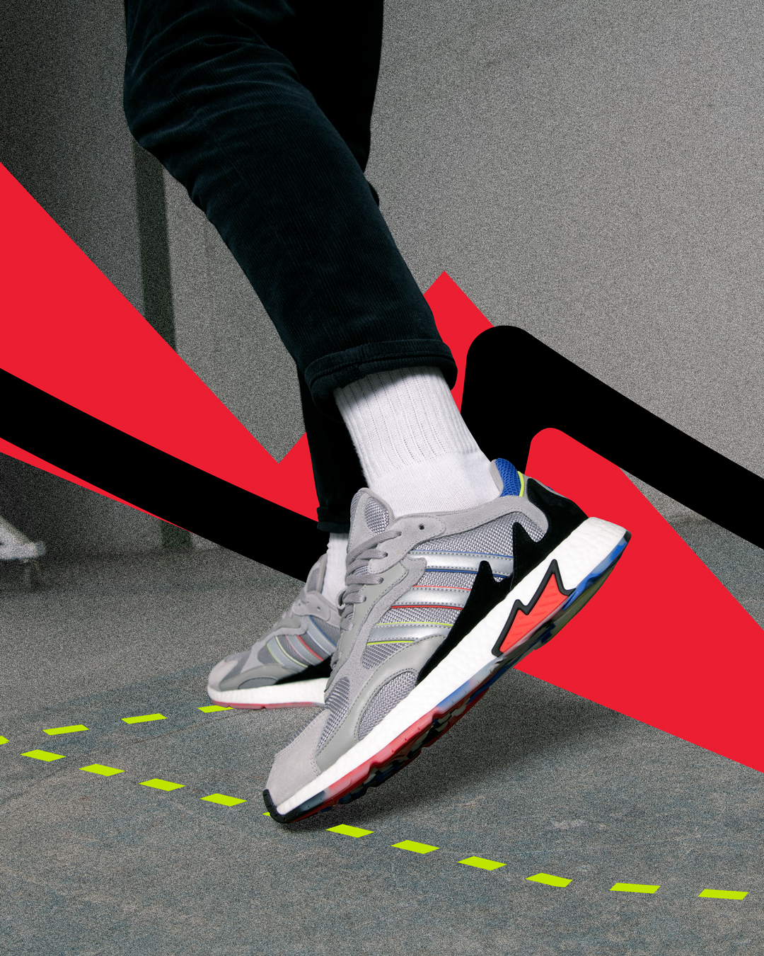 modello TRESC RUN per Foot Locker