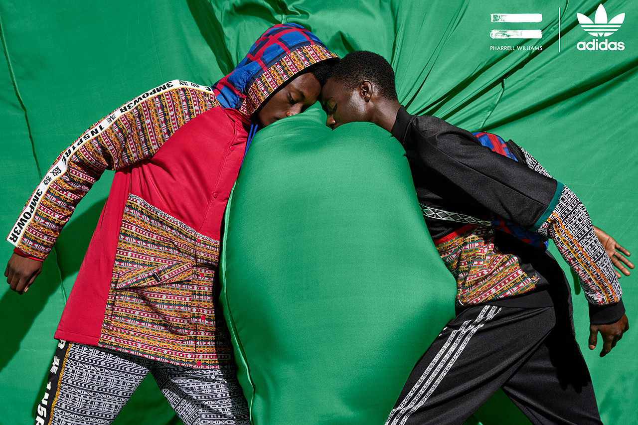 da1b330c2 Pharrell Williams x Adidas Originals lancia la nuova capsule SOLARHU