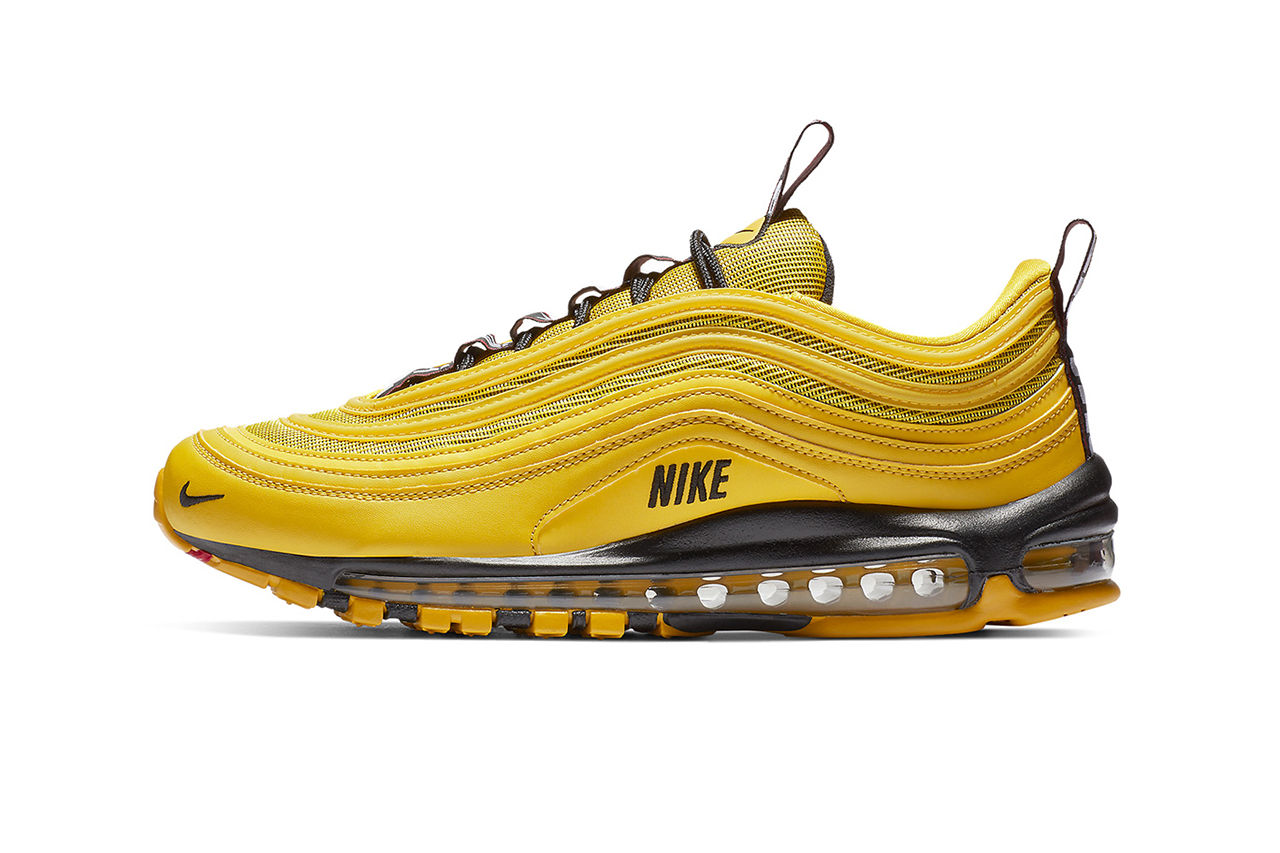 Nike Air Max 2018 giallo