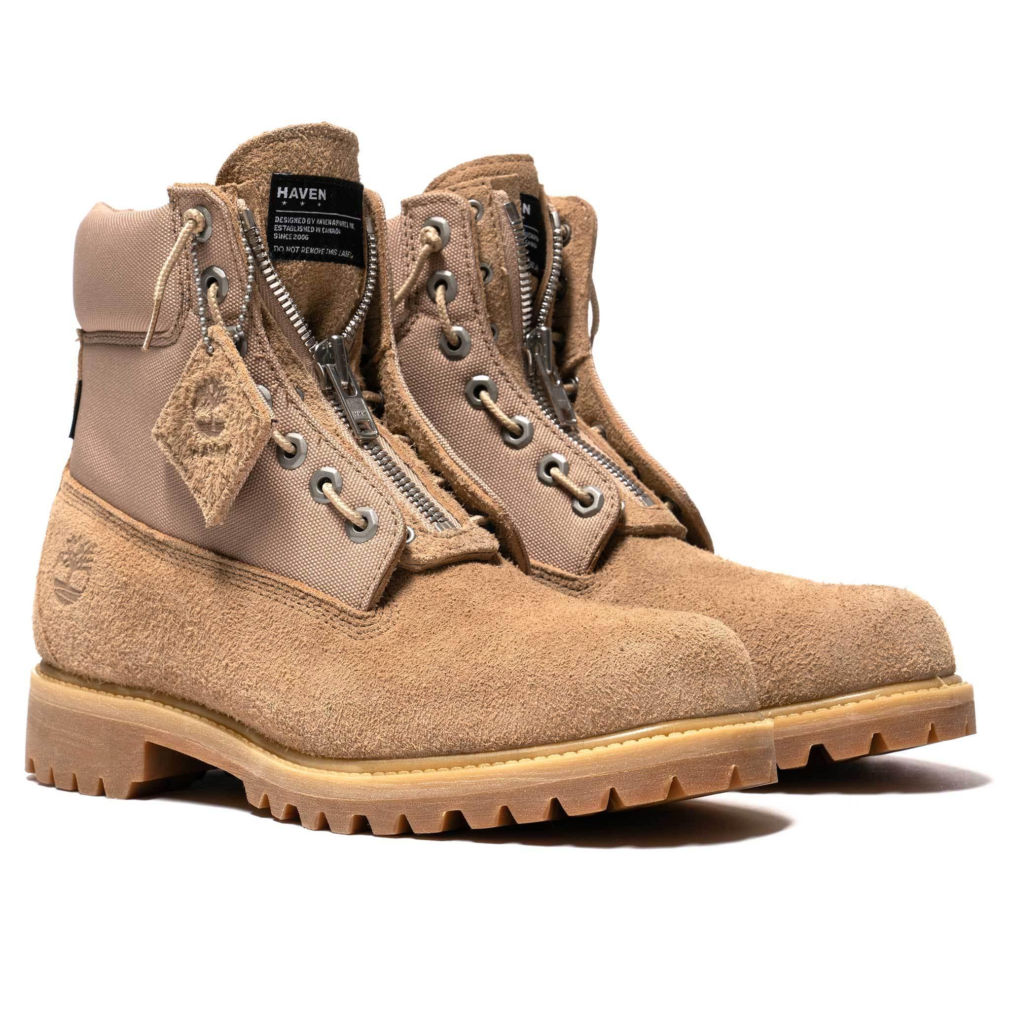 1c070ff1cc74e Haven rivisita i classici boots Timberland con una versione da urlo