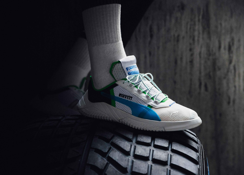 Pirelli Puma sneakers 2019   nuova collezione Replicat X   foto