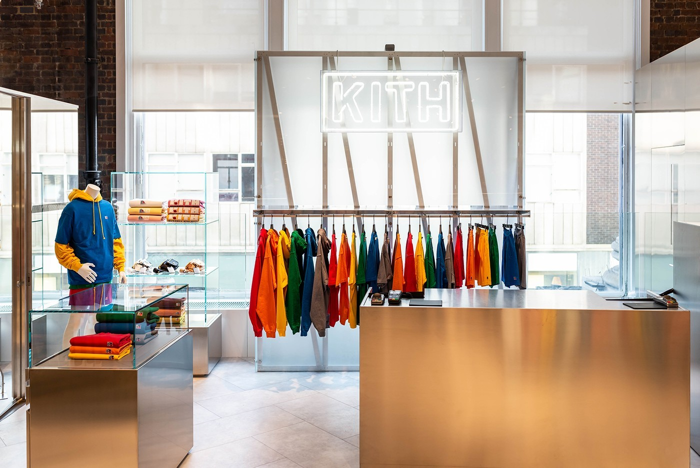 kith paris flagship store