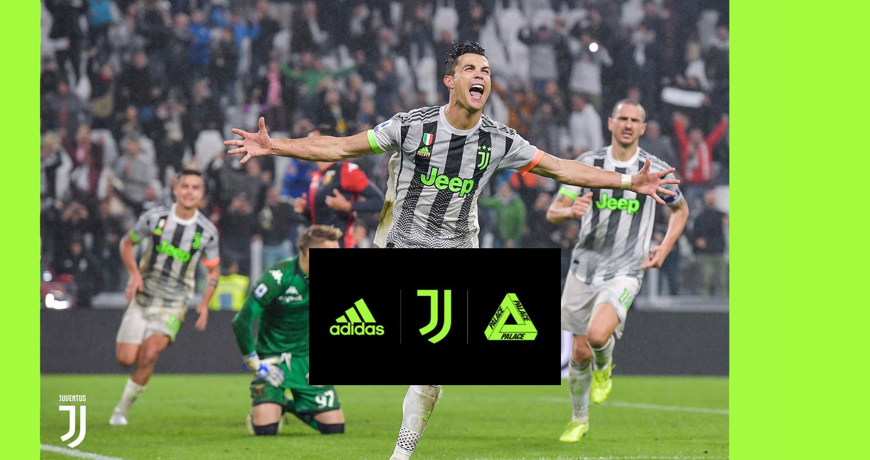 Calcio E Streetwear La Juventus Di Cristiano Ronaldo Sceglie Palace