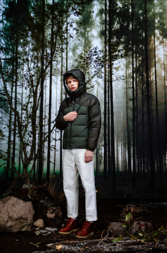 Respect Nature, Timberland